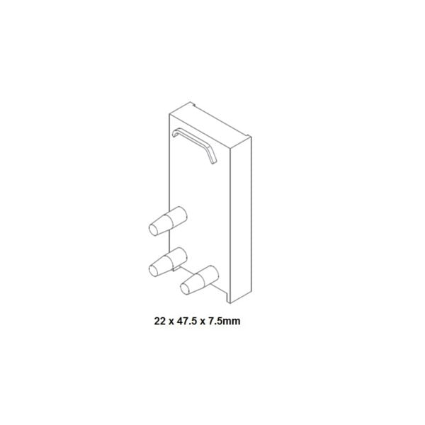SC901288 HANDLE PROFILE 1