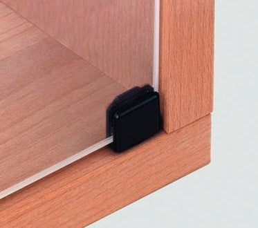 Hinges for glass doors 141610