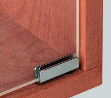 Hinges for glass doors - 151272