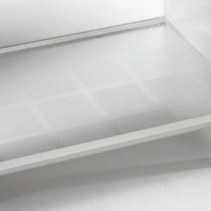 Aluminum undersinks