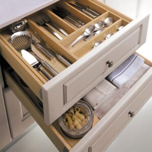 WOODEN CUTLERY TRAYS WOOD LINE