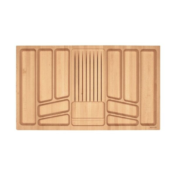Wooden cutlery trays WOOD LINE 3