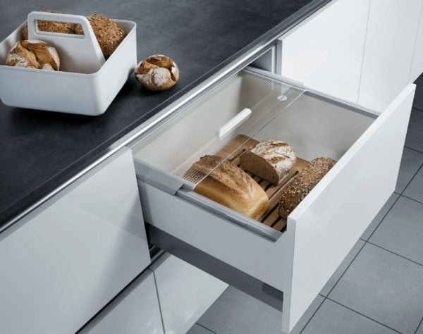 Pantry-box for bakery products