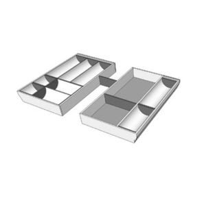 For a cabinet of 800 mm width, T7