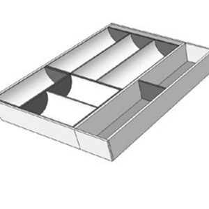 For a cabinet of 500-600 mm width, M4