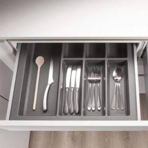 "Plastic cutlery trays ""CLASSICO"""