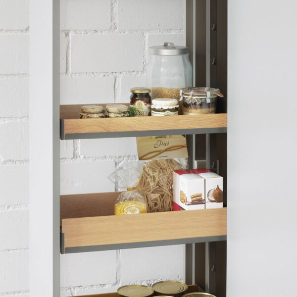 System 495 with shelves LIBELL FIORO 4