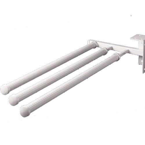 Hailo Towel Rail with 3 bars