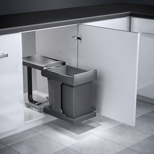 Hailo AS Solo 20 automatic bin