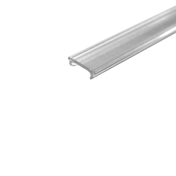Cover for LED profiles