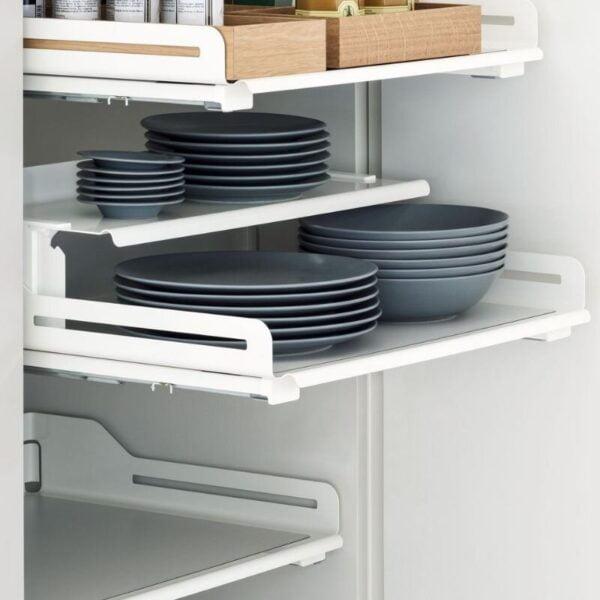 LIBELL extendo shelves for a closet 5
