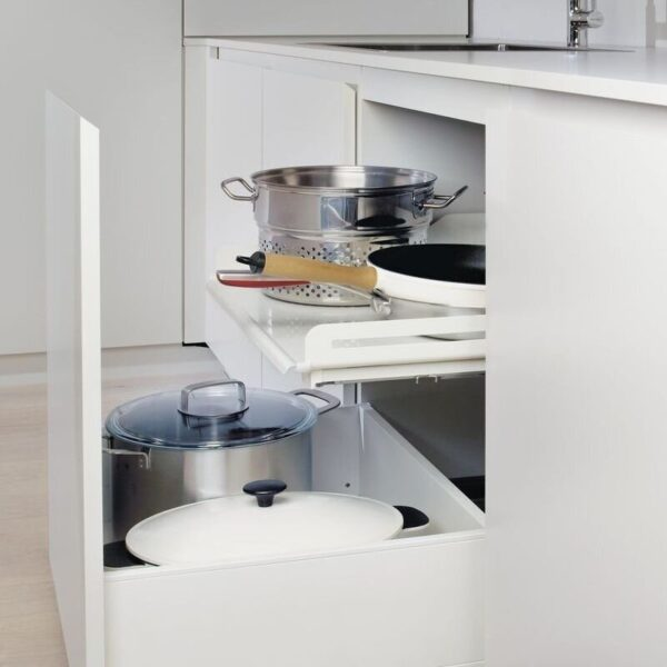 LIBELL extendo shelves for a closet 4