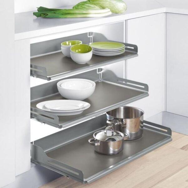LIBELL extendo shelves for a closet 3