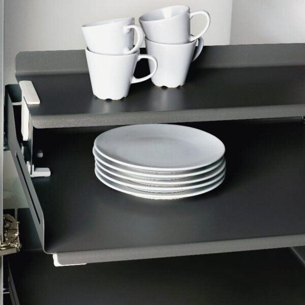 LIBELL extendo shelves for a closet 7