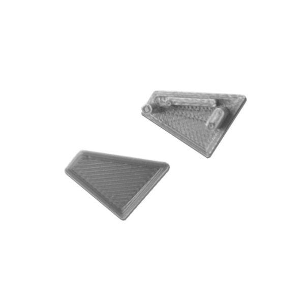 Endings for LED profile Corner 60/30
