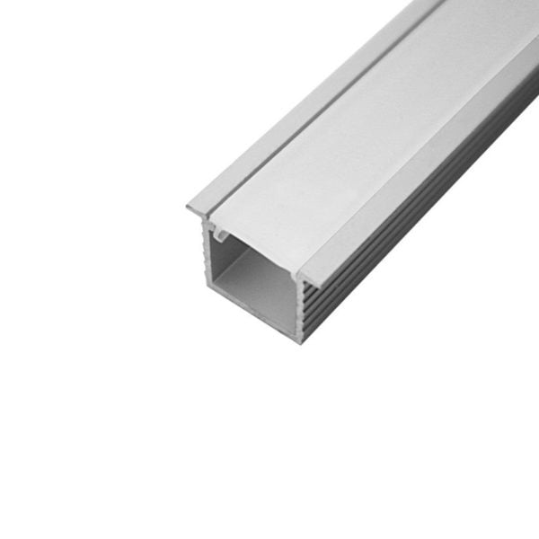 LED profile for recess mounting Maxi Groove