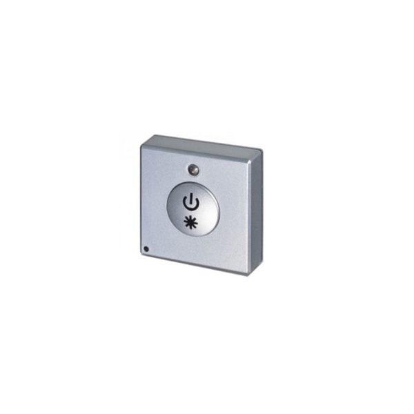 Mini remote square dimmer
