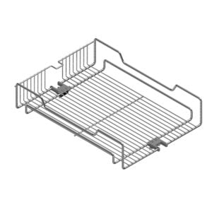 Extra shelve for pull-out system