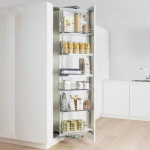 Wall Unit and Pantry Cabinets Storage Systems 6