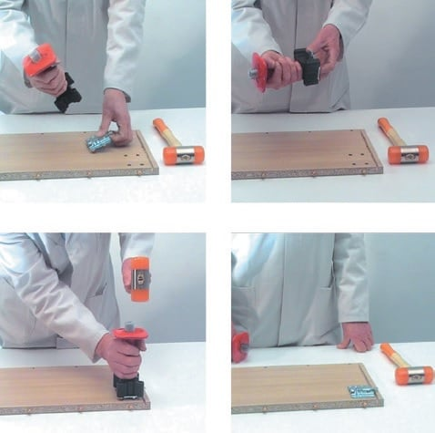 Placing tool
