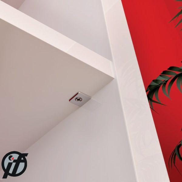Shelf support - fastener PK2