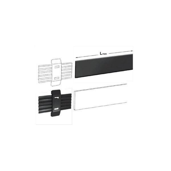 Template for fixing cabinet hangers 821 3