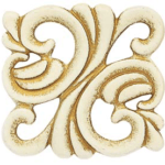 Vintage ivory