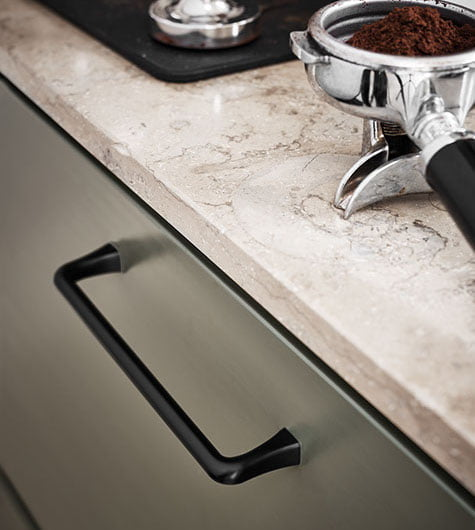 MODERN CONCAVE PULL HANDLE