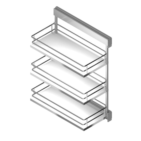 "Pull-out frame side runners ""Menage confort COMPACT"""