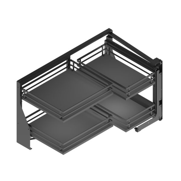 """Articulated pull-out frame """"Menage confort FLAT"""""""