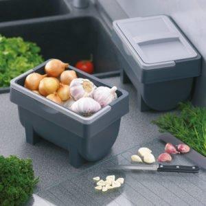 Waste bins 4
