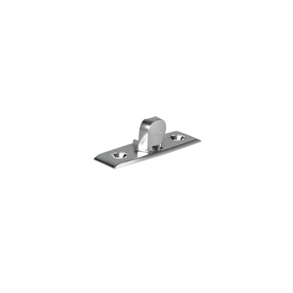 "Drop down mechanism bracket, milled (nickel plated) for ""K12 ADJ"" 3"