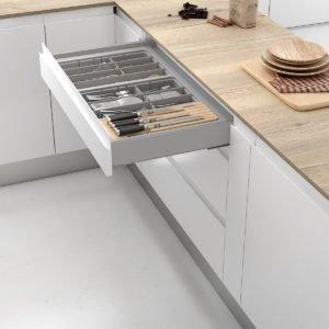 Multipurpose tray drawer