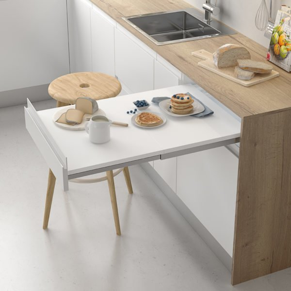 "Pull-out table ""Menage confort CLASSIC"""
