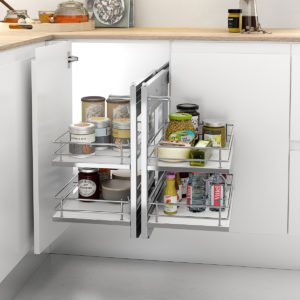 Articulated pull-out frame COMPACT