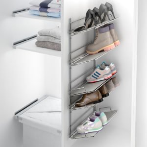 Shoe rack kit