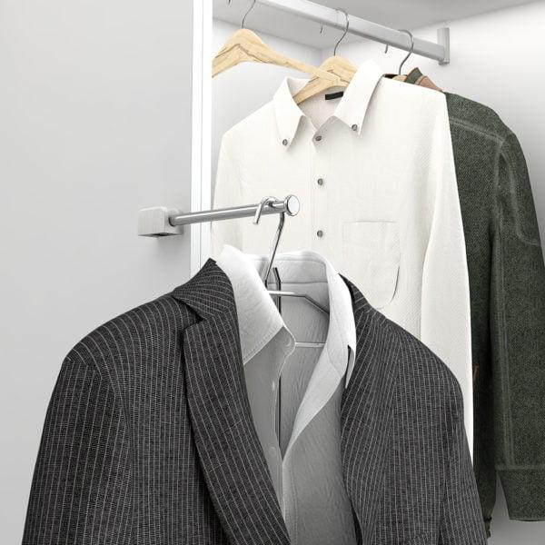"Sleeve protector/suit holder ""Menage confort"""