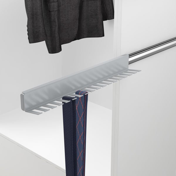 "Pull-out tie-belt holder ""Menage confort"""