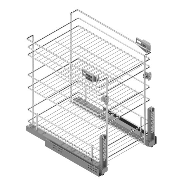 "Pull-out pantry basket ""Menage confort CLASSIC"""