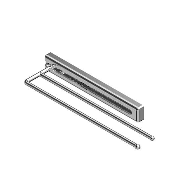 "Pull-out towel rack ""Menage confort CLASSIC"""