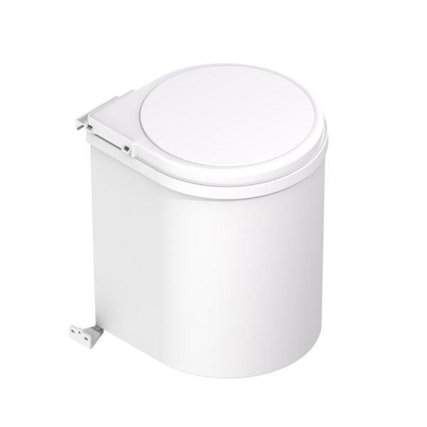 """Waste bin """"Menage confort"""" WHITE"""