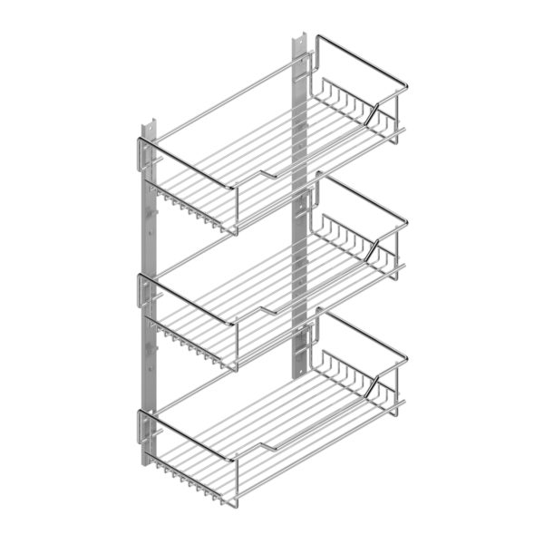 Broom cupboard kit CLASSIC