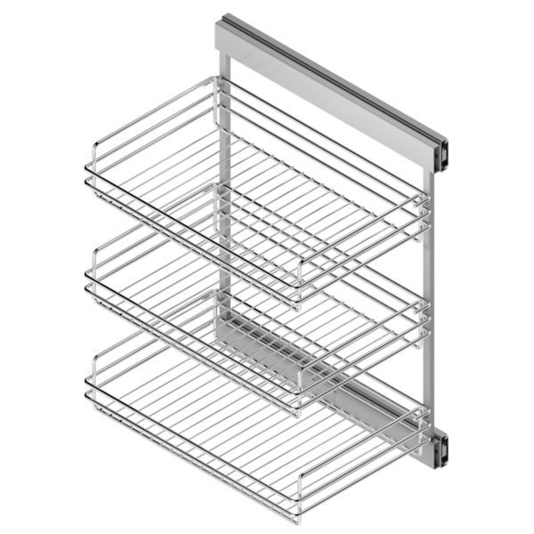 """Pull-out frame side runners """"Menage confort"""""""