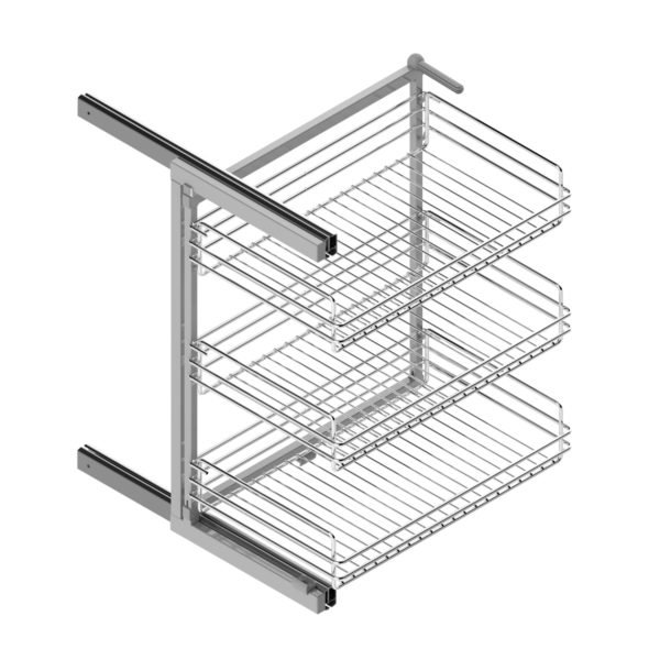 "Articulated pull-out frame, ""Menage confort"""