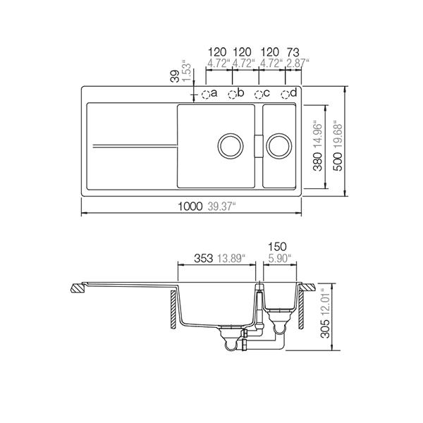 HORIZONT D-150 1