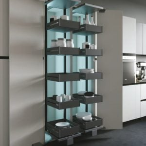 QUADRA Pantry unit column