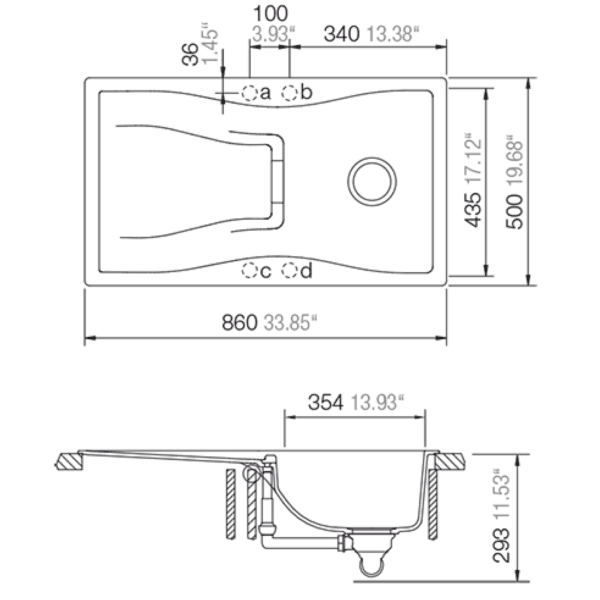 WATERFALL D-100 5