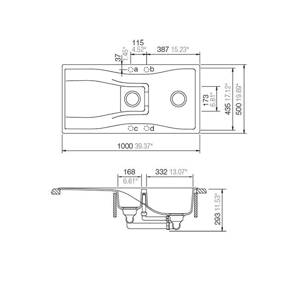 WATERFALL D-150 14