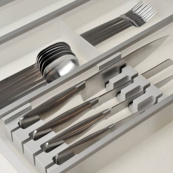 """FLEX LINE"" case for 4 knives"