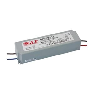 LED POWER SUPPLY 12V, 100W, 8.3A